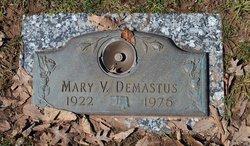 Mary V Demastus