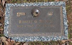 "Robert Gordon ""Duck"" Brown"