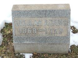 Delilah <I>John</I> Adams