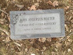 John Andersen Holter