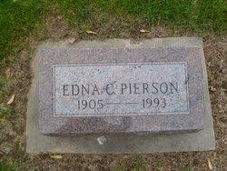 Edna C Pierson