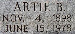 Artie <I>Baird</I> Smith