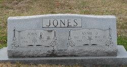 Annie Mae <I>Donahoe</I> Jones