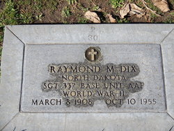 Raymond M Dix