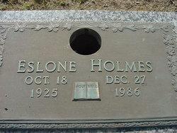 Eslone Holmes