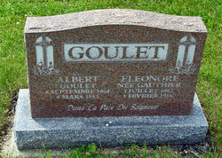 Albert Elzéar Goulet