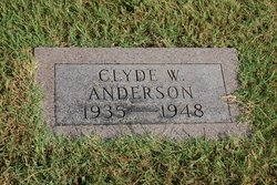 Clyde W. Anderson