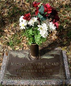 "Michael Clyde ""Mike"" Agard"