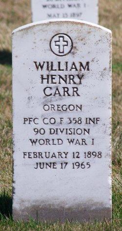 William Henry Carr
