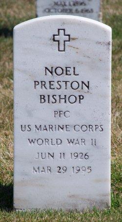 Noel Preston Bishop
