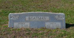 Thena Ilene <I>Scarborough</I> Boatman