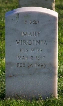 Mary Virginia <I>Maloney</I> Carmichael