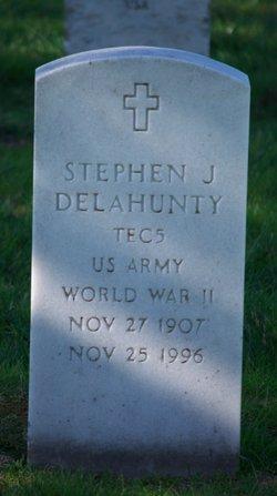 Stephen James Delahunty