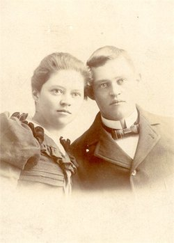 Hilma Wilhelmina <I>Johnson</I> Brown