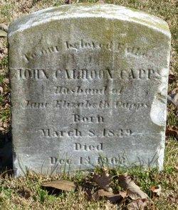 John Calhoun Capps