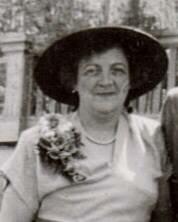 Mary Catherine <I>Murray</I> Burns