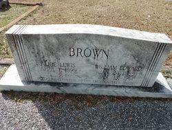 Alice <I>Lewis</I> Brown