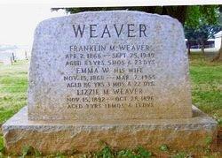 Lizzie M Weaver