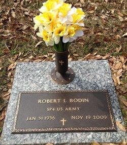 """Robert L. """"Bob"""" Bodin"""