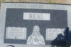 Jesus P Real