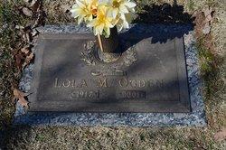 Lola M Ogden