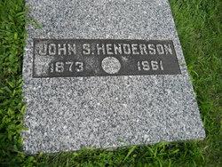 John S. Henderson
