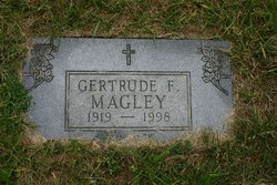 Gertrude F Magley