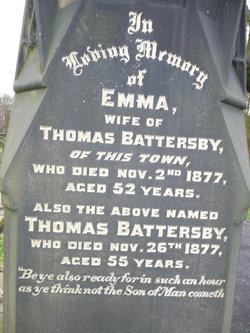 Thomas Battersby
