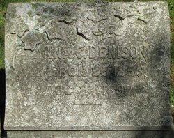 Anna C Denison