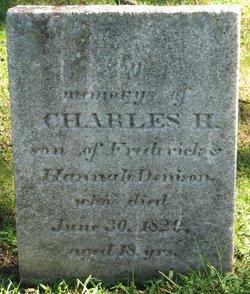Charles H Denison