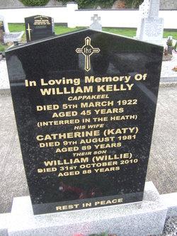 """William """"Willie"""" Kelly"""
