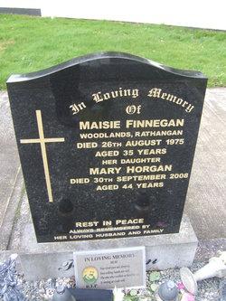Mary <I>Finnegan</I> Horgan