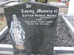 Ester Marie <I>Connolly</I> Moore