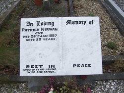 Patrick Kirwan