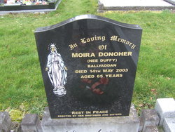 Moira <I>Duffy</I> Donoher