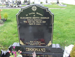 "Elizabeth ""Betty"" <I>Nolan</I> Doonan"