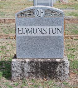 William Jesse Edmonston, Sr