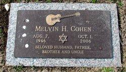Melvin Harris Cohen