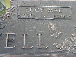 Lucy Mae <I>Wigley</I> Bagwell