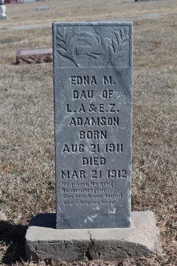 Edna M. Adamson