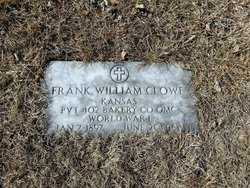 Frank William Clowe