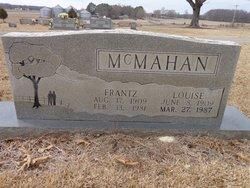 Frantz McMahan