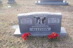 Virgie Blanch <I>Parker</I> Allison