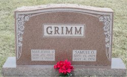 Marjorie Virginia <I>Grimm</I> Getridge