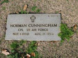 CPL Norman Cunningham