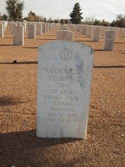 Frederick C Cushing