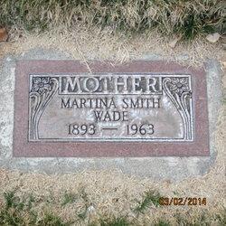 Martina <I>Smith</I> Wade