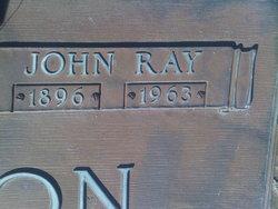 John Ray Burleson