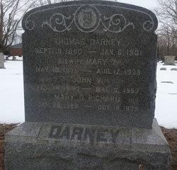 Mary Amever <I>Darney</I> Richard