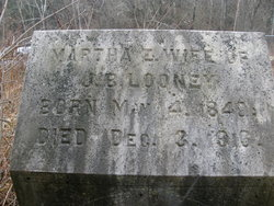 Martha Ellen <I>Charles</I> Looney